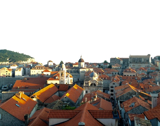 Roofs of Dubrovnik