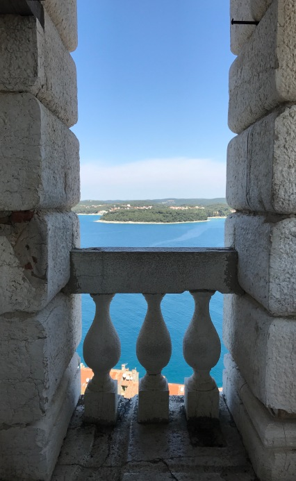 Bell tower view